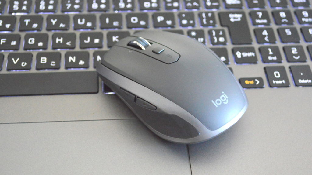 MX Anywhere 2S Wireless Mobile Mouse MX1600sGR
