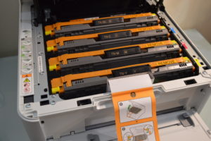 Brother Justio HL-L3230CDW color cartridges