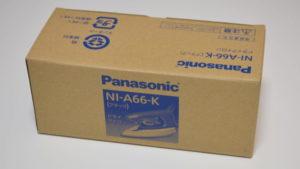 パナソニック NI-A66-K 外箱