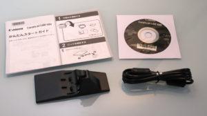 CanoScan LiDE 400 付属品