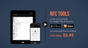 NFCペアリング