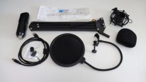YULU YBM- USB700の付属品