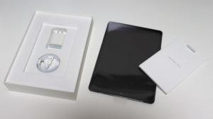 iPad第8世代の開梱レビュー