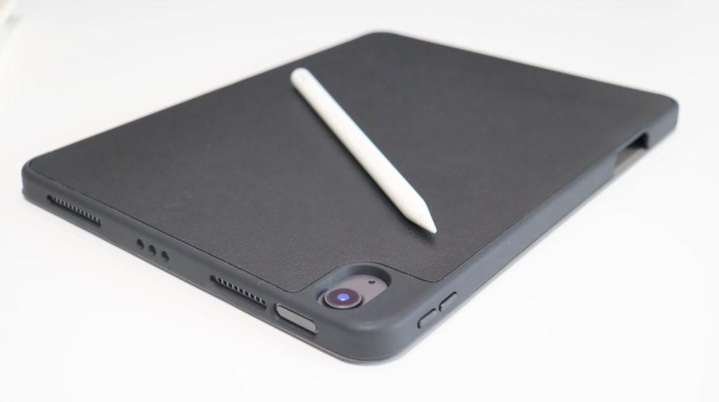 iPad Air4を持ち出したところ