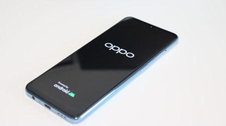 Oppo Reno3 Aの液晶画面