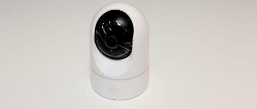 Anker Eufy IndoorCam 2K Pan & Tiltの正面デザイン
