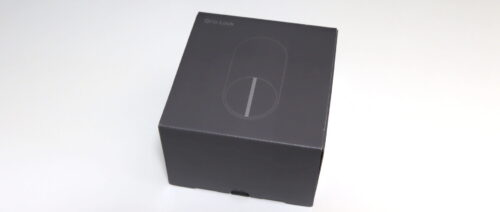 Qrio Lock Q-SL2のパッケージ