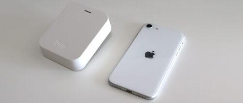 Qrio hubとiPhone