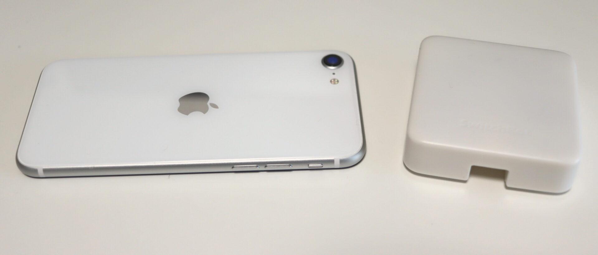 SwitchBot Hub MiniとiPhone