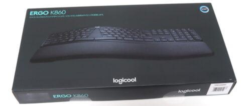 ERGO K860のパッケージ